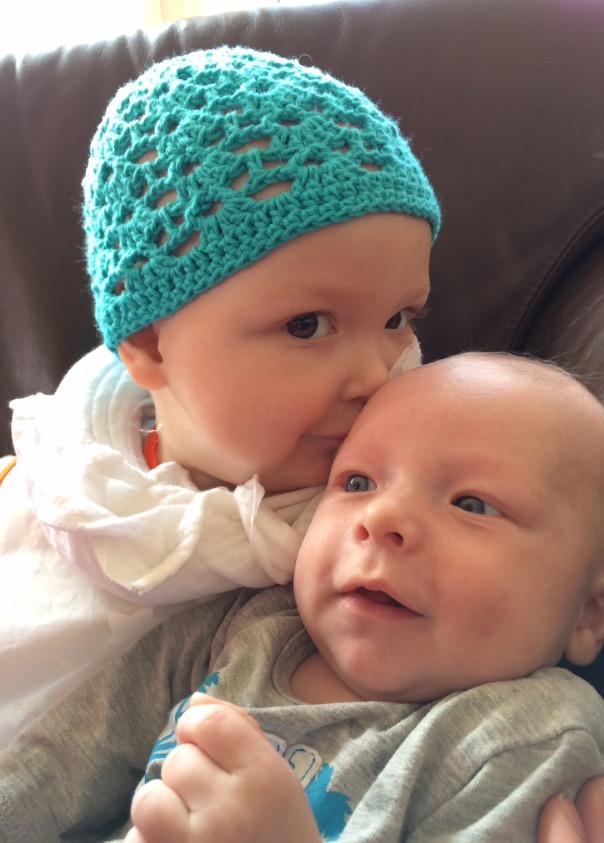 Mama Vertelt Fenna 3 Dochtertje Van Susanne Heeft Leukemie Mama