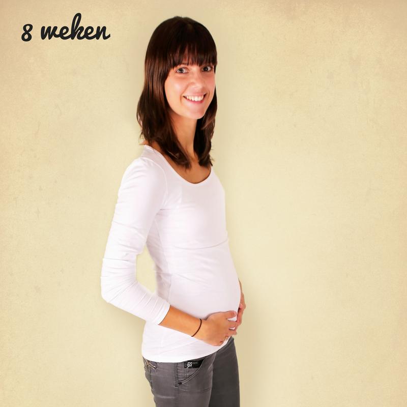Zwangerschapsupdate 1 Zwaar Misselijk Overgevend De Eerste 8