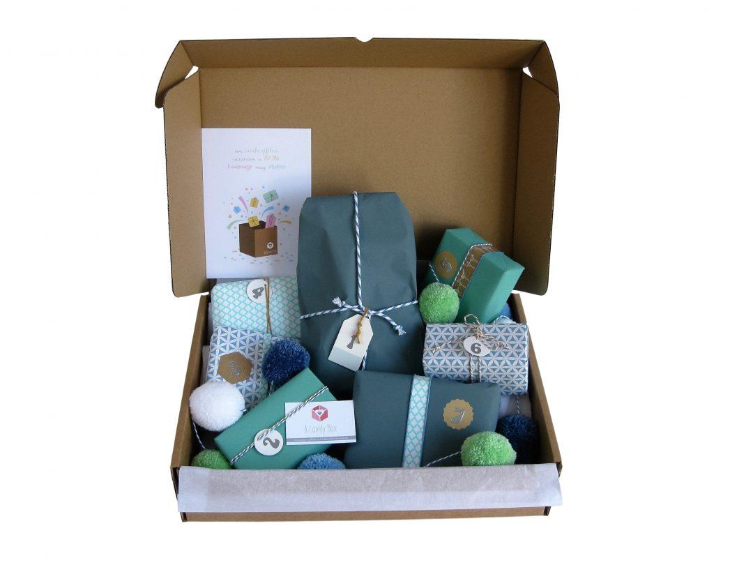 Beroemd Het ultieme cadeau tijdens je zwangerschap of na je bevalling  &MZ04