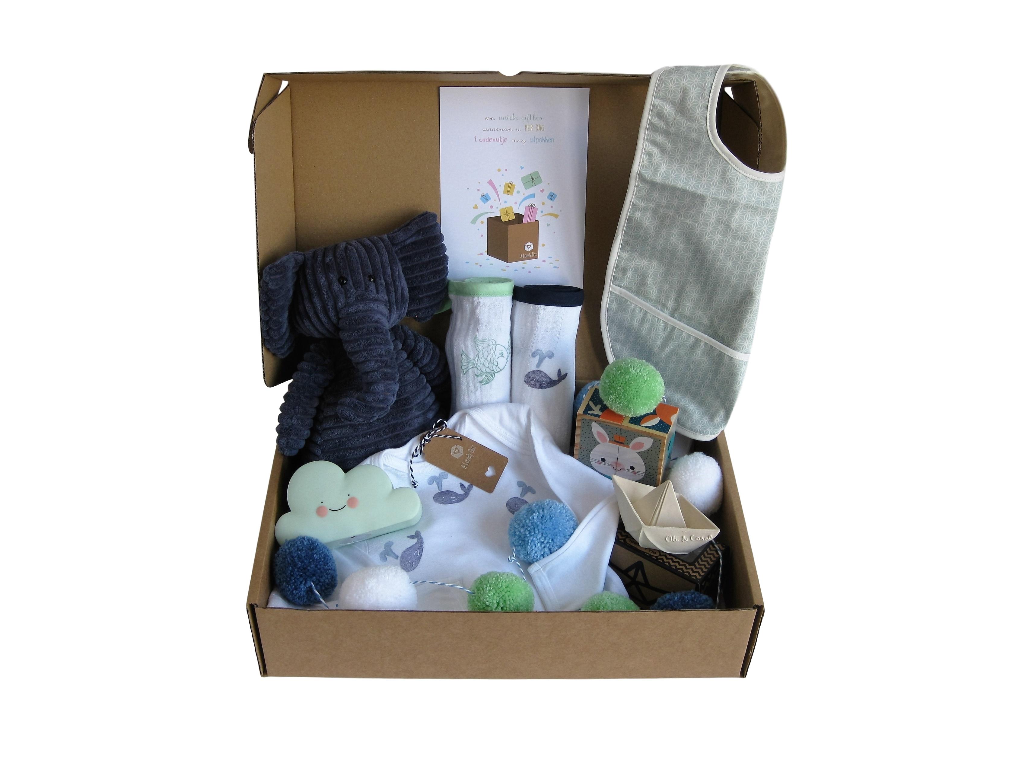 New Het ultieme cadeau tijdens je zwangerschap of na je bevalling &YV62