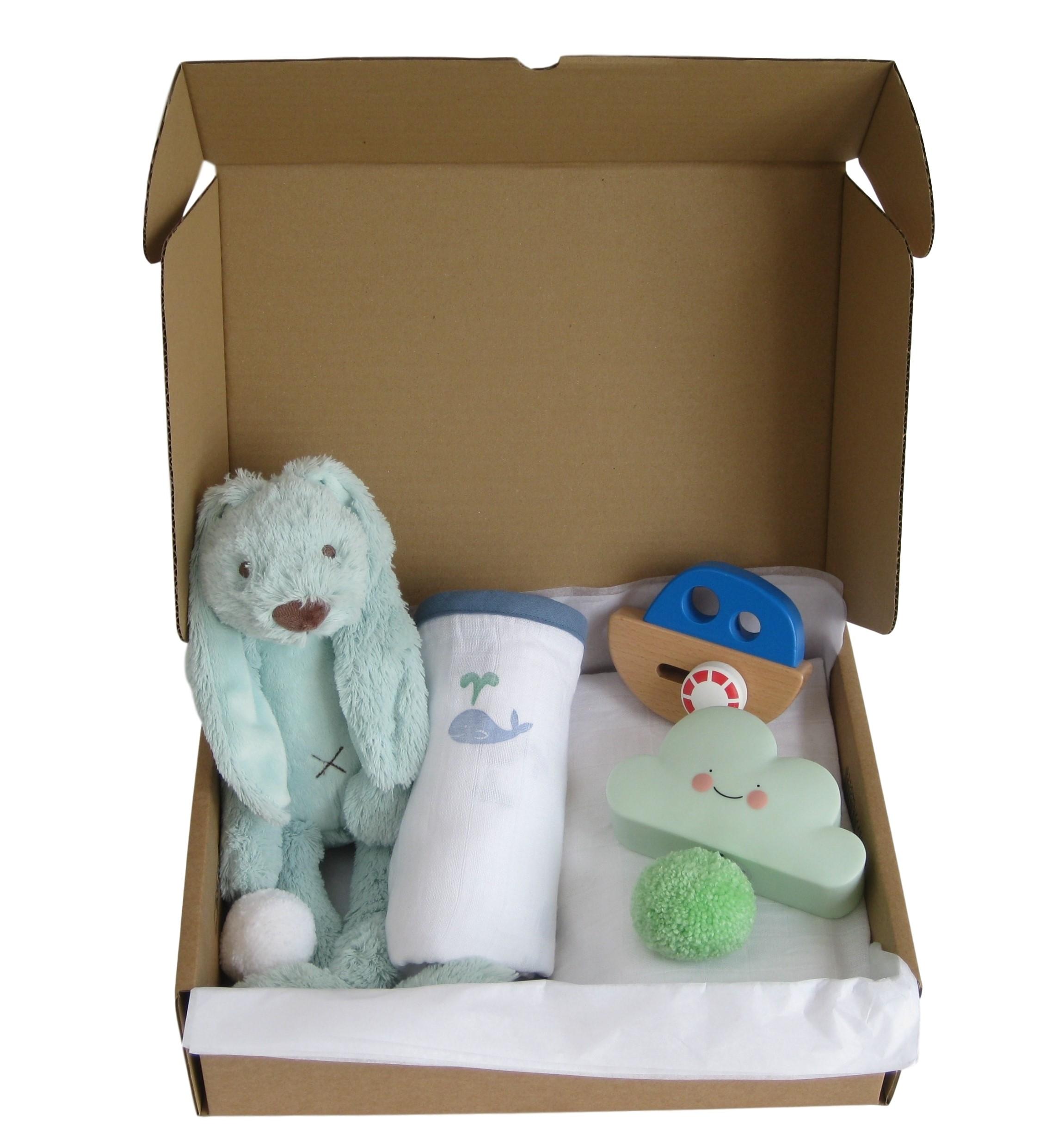 Babygiftbox Multicolor Boy